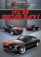 Evil 69 Mach 1: Ford Mustang DHC 351 Series